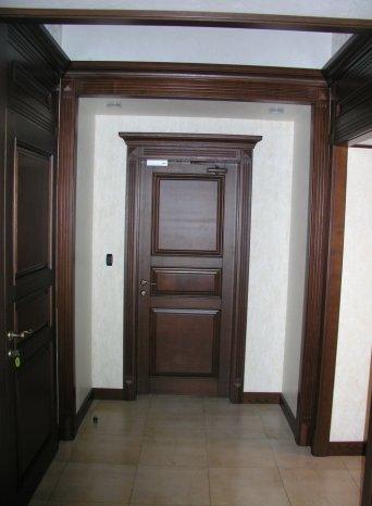 двери деревянные межкомнатные массив фабрика дверей радера киев